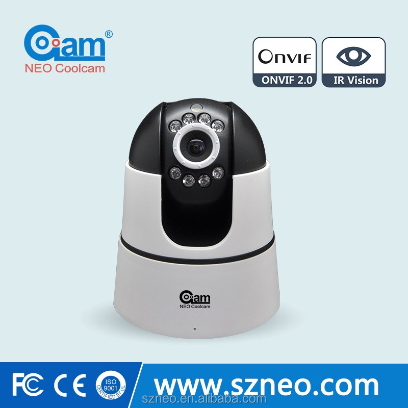 neo coolcam Plug and Play PTZ smart home security camera system