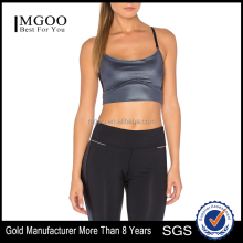 MGOO OEM Service Women Sexy Body Up Fitness Wear Yoga Clothing Sport Bra And Pants Sets