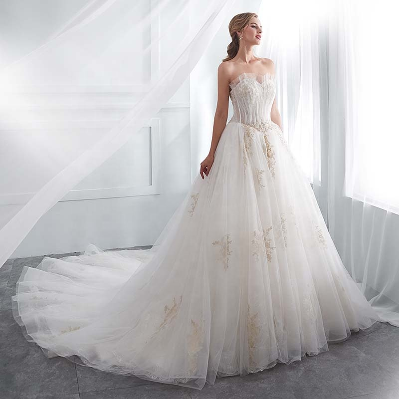 e298746a5e6e China Princess White Wedding Dresses