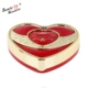 Big Heart Complete Beauty Makeup Kits with 12 colors Heart Eye shadow Set+2 colors Blusher + 2 Colors Compact Powder