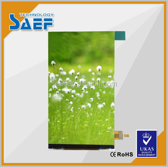 30 pin 720x1280 resolution 5 inch tft lcd display