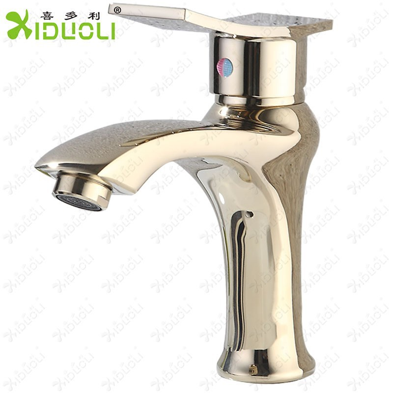 Popular Bathroom Faucets Sink Bathroom Tap gold faucet used for bathroom