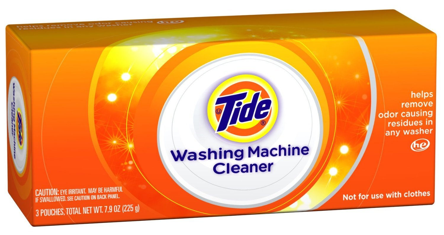 Get Quotations · Tide 21637 Washing Machine Cleaner 3 Count