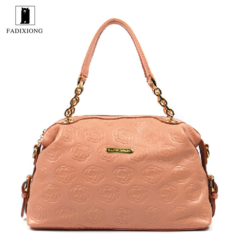 Get Quotations Las Soft Leather Handbags 2017 Fashion Pink And Purple Shell Package Women Evening Party Winter Bag