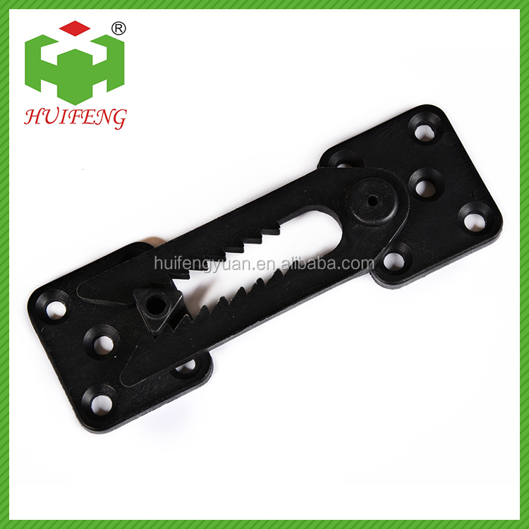Sectional sofa joint plastic connector hardware HF005B