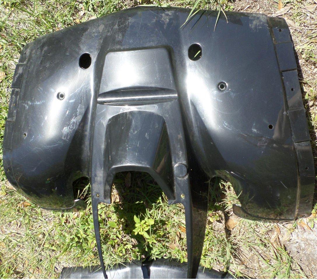 Marshin Chinese ATV Quad 200cc 250cc Gas Tank Cover