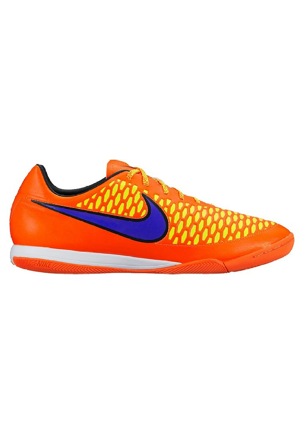promo code c9d2c 184df Get Quotations · Nike Mens Magista Onda IC Indoor Soccer Shoes 10 1 2 US,  Orange