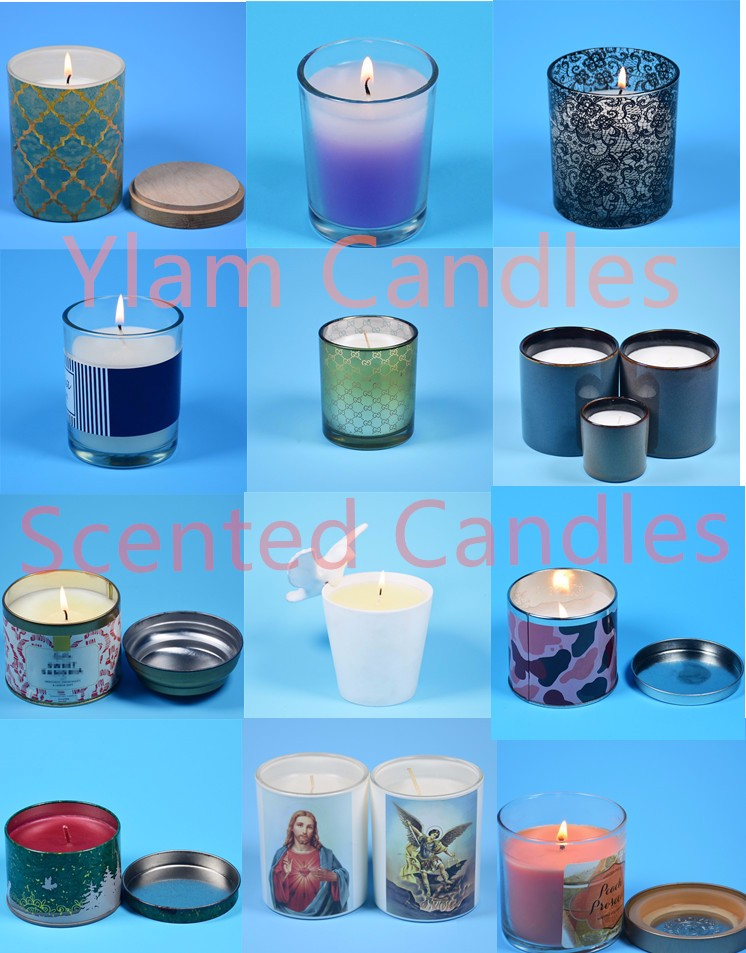 Hot Sale China Factory Wholesale Cheap Unique Decorative Yankee Candles