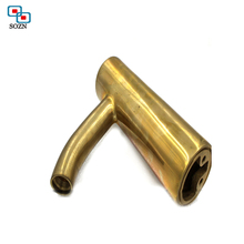 Customized CNC Hot Forged Parts /Brass Pipe Part/brass machining part
