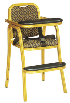 aluminium legs in gold baby high seat chair for sale buy. Black Bedroom Furniture Sets. Home Design Ideas