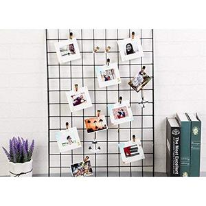 2019 china home decor wholesale metal wall photo decorative wire shelf home decor wall art