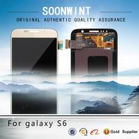 More popular for samsung galaxy s6 phone unlocked original lcd