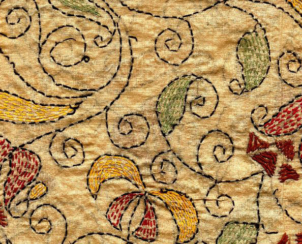 Hand Embroidery Kantha Stitch Buy Indian Embroidery Stitches