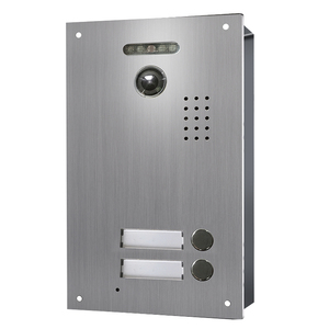 Wireless IP INTERCOM Indoor and Outdoor camera DOORBELL