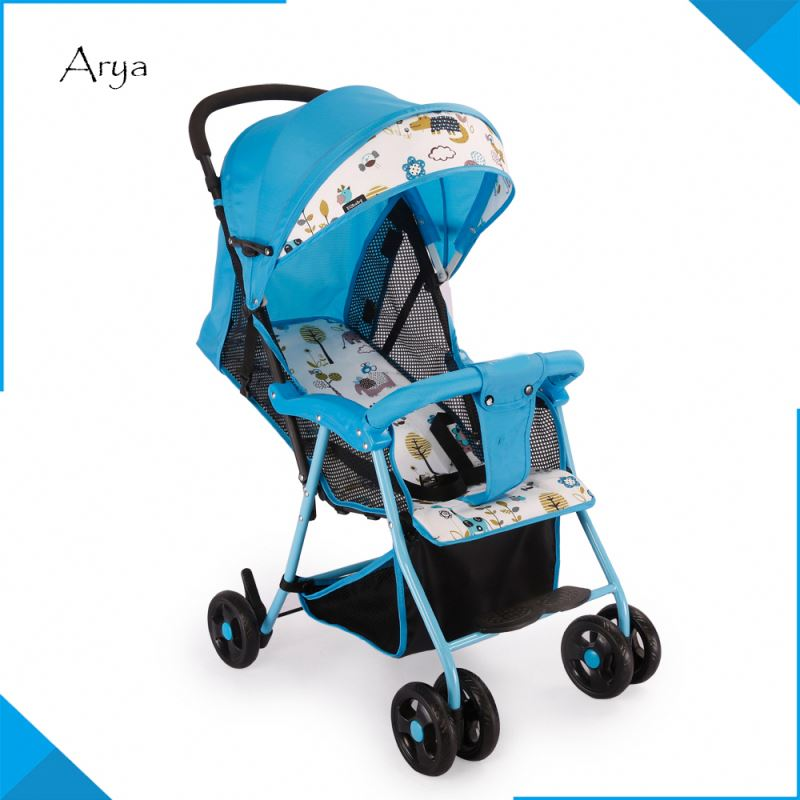 Aluminum Alloy Frame Polyester Material kids top sale twin four-wheel luxury baby stroller baby carriage pram buggy poland