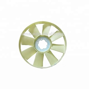 MB ATEGO ATEGO 2 AXOR AXOR 2 truck engine OM906 spare parts cooling fan blade 9062050406 9062050606 0032053606 0032054506