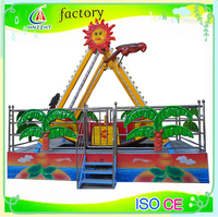 Classic and hot sale theme park small pirate ship outdoor children ride with various models