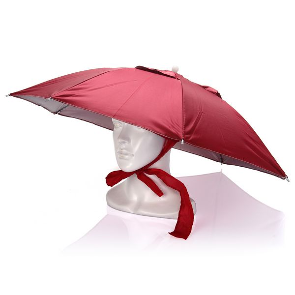 HIgh Quality Fishing Hiking Umbrella Hat