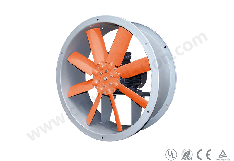 Large and High quality Aluminum Fan Blade