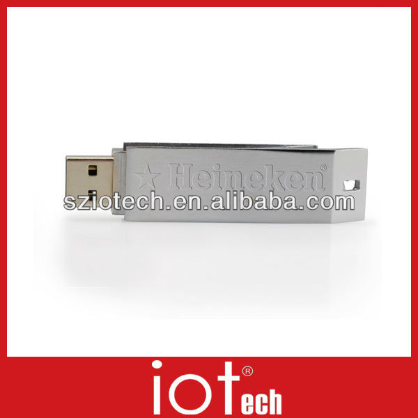 Promotional Gift Bottle Opener USB Flash Drive 1GB