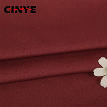 natural colored 35% cotton 65% polyester uniform fabric