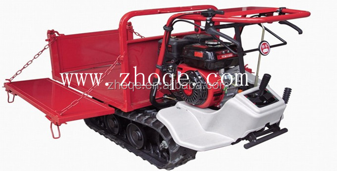 ALL terrain rubber track vehicles