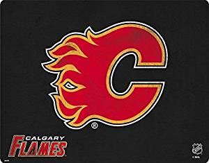 NHL Calgary Flames iPad Mini Lite Case - Calgary Flames Distressed Lite Case For Your iPad Mini