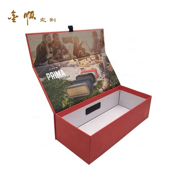Multifunctional Wireless Blueteeth Speaker Magnet Packaging Box for All Kinds of Electronic Products