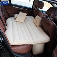 Wholesale Travel Camping Air Bed Universal SUV Air Couch Car Inflatable Mattress with 2 Air Pillows