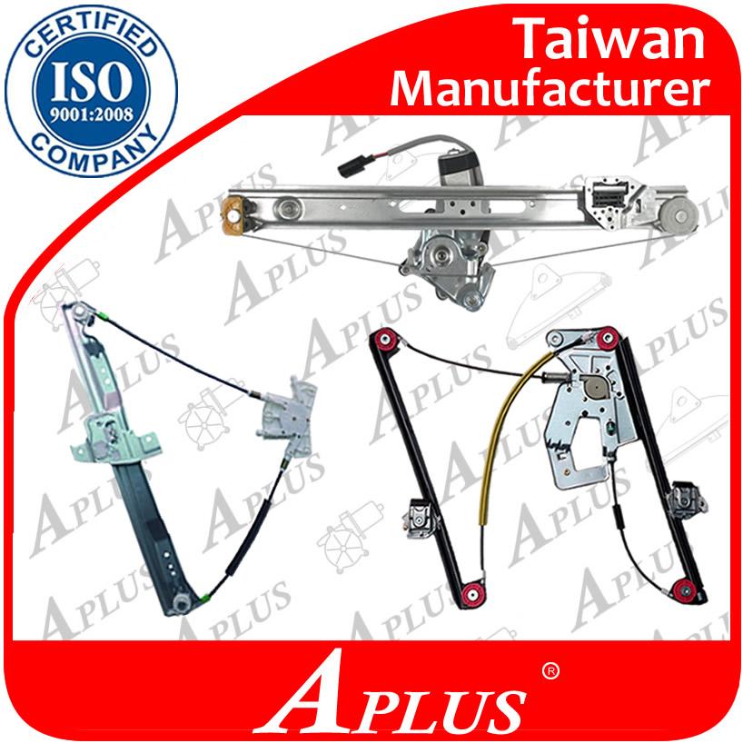 For Mercedes W123 77-85 04055 Manual Window Regulator Mechanism ...