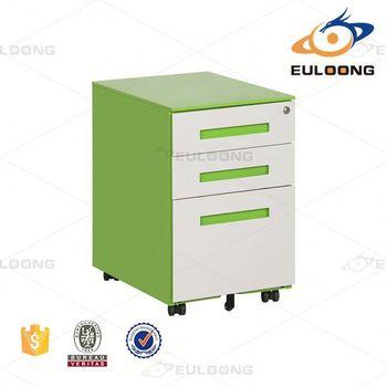 Stahl Buromobel Metall Rollcontainer 3 Schublade Abschliessbare