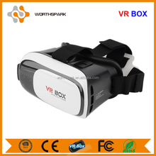 Wholesale 2016 hot new products vr box 2.0 3d glasses