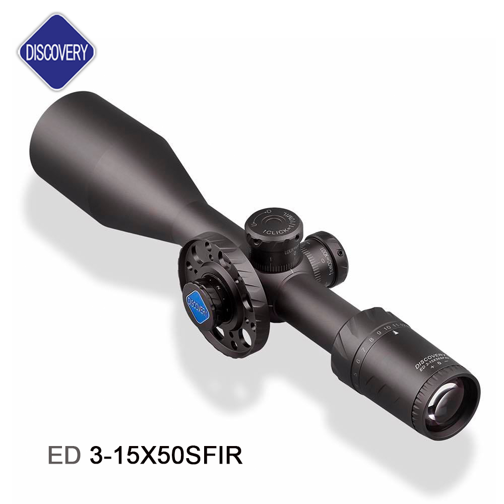 Discovery air rifle scope ED 3-15X50SFIR FFP riflescope for pcp rifle, View  air rifle scope, DISCOVERY Product Details from Zhangjiajie Discovery