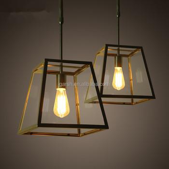 Antique Gl Filament Bulb Chandeliers Pendant Lights Light Product