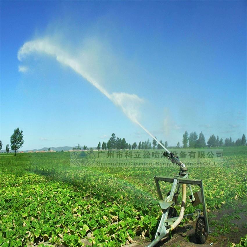Alta calidad agr cola de riego aspersores arma aspersores for Aspersores de riego para jardin