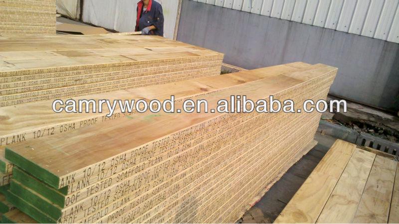 De pino de tablones de madera clara piezas de andamios y - Tablones de madera baratos ...