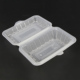 Disposable PP plastic corn starch clamshell lunch box