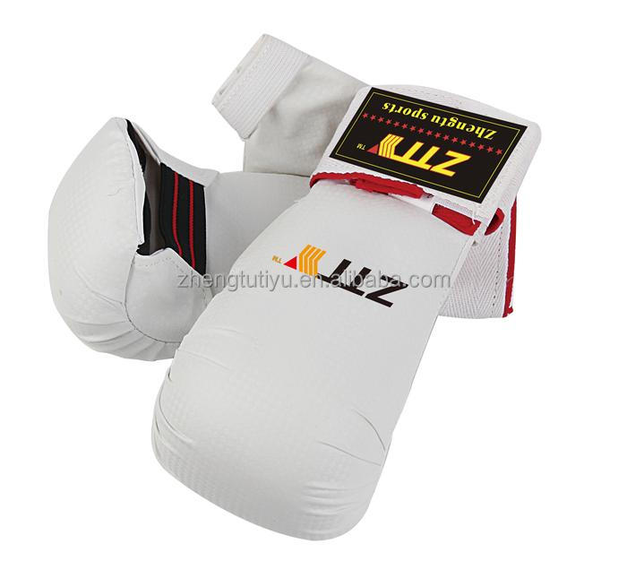 wkf karate Sparring Gloves for kids adult