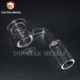 quartz banger domeless quartz nail 10mm 14mm 18mm male female 90 Degrees 100% real Quartz Banger Nails
