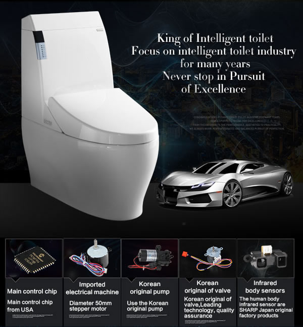 Be Similar To Japanese Automatic Toilet Toto Water Closet Toilet