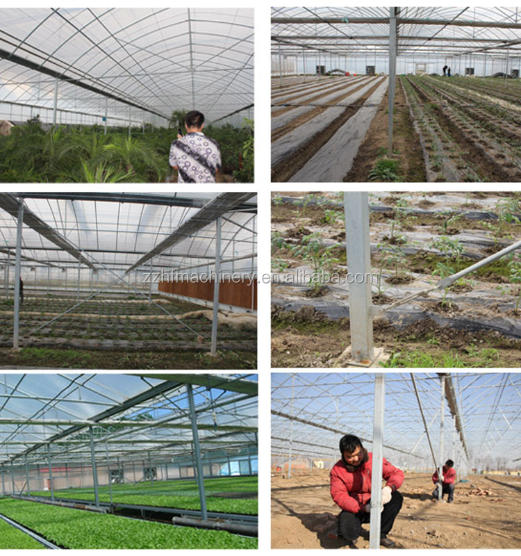 Full Set High Yield Greenhouse Hydroponic Growing System