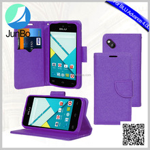 New Products Wholesale Alibaba back cover for Blu Advance 4.0L,leather case for Blu