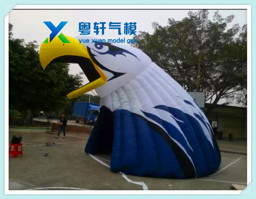 Hot sale Inflatable eagle's tent / inflatable eagle for advertising