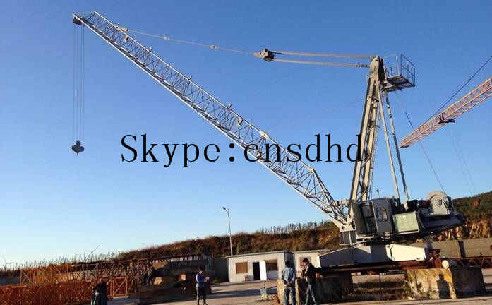QDC3023-10t Crane for disassemble inside climbing tower crane