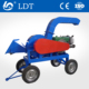 Mobile tractor driven wood chippers and shredders for sale