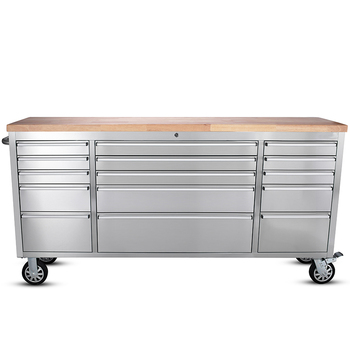 Sgs Certificated Cheap Rolling Garage Storage Tool Cabinet