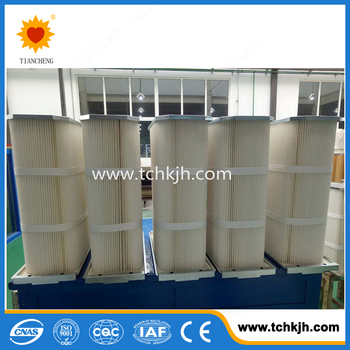 Professional manufacturer customized Air filter element with good price