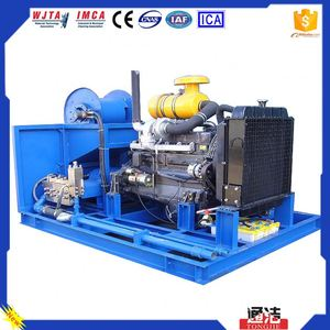 Stable Quality Positon Pumps Electric Ultra High Pressure Washer