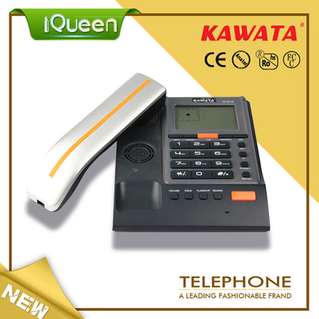 basic touch panel caller id phone