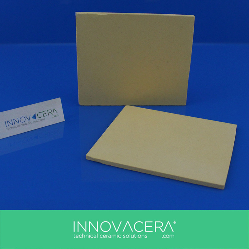 Zirconia Ceramic ZrO2 Saggers For High Temperature Furnaces/INNOVACERA